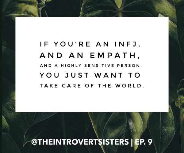 infj empath