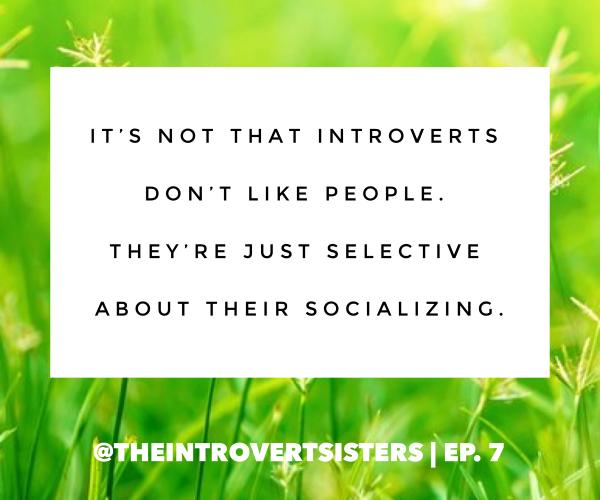 selective-socializing