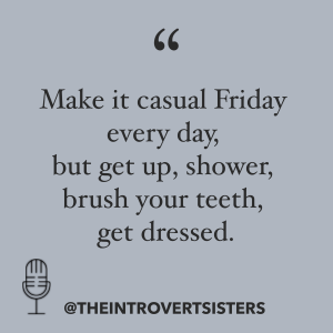 introverts casual friday