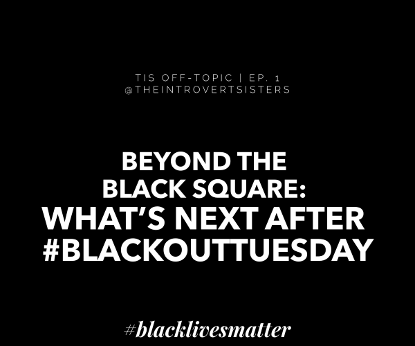 Beyond the Black Square: What's Next After #blackouttuesday - header image